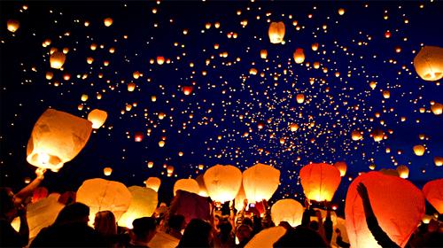 Le lanterne volanti  Il Quorum