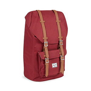 accessori herschel little america backpack classic windsor wine