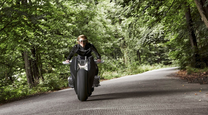 La BMW Motorrad, la moto del futuro è servita