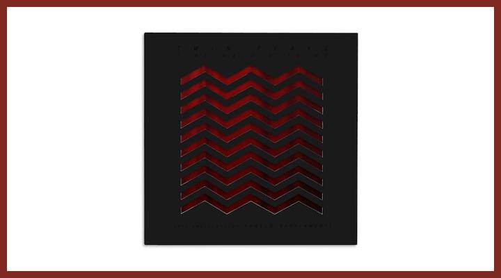 Twin peaks vinile copertina il quorum for Spirit colonna sonora