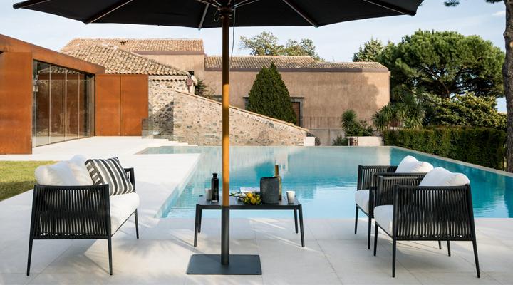 Unopi per vivere l 39 outdoor con stile il quorum for Arredo giardino iper