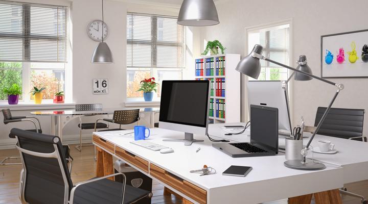 Come arredare un piccolo ufficio casalingo con tante idee il quorum - Arredare ufficio idee ...
